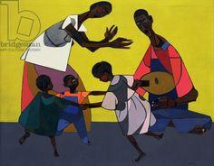 Gwathmey, Robert Children Dancing, 1948