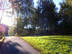 Älvängen Sidewalk, Country Roads, Walkways, Pavement, Curb Appeal