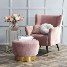 Living & Home Decor Online Pink Living Room Decor, Home Room Design, Living Room Designs, Living Room Sofa, Aesthetic Room Decor, Living Room Decor, Girl Bedroom Decor, House Interior, Apartment Decor