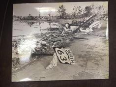 1968 Tornado at Jonesboro, Arkansas Arkansas Tornado, Jonesboro Arkansas, Tornado Damage, Sad Day, Tornados, Southern Comfort, Lake City, Old Pictures, Autumn Leaves