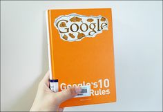2005년 12월 잡지 뉴스위크(Newsweek)에 실린 구글의 10가지 황금률이라는 기사를 바탕으로 구글의 기업문화를 분석한 책입니다. 총 10장으로 구성되어 있는데 이 책의 저자인 데루야 구와바라는 히로시마 출신으로... 제가 이탈리아 연구원으로 일하는 도중 만났던 같은 성씨의 친구와 연관이 있는 인물인지 개인적으로 궁금해지더군요 ^^  구글의 10가지 황금율은 구글의 경영철학 페이지에 소개되어 있는 Google이 발견한 10..