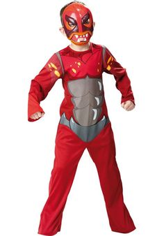 Gormiti Magmion Costume - Child - General Kids Costumes at Escapade™ UK - Escapade Fancy Dress on Twitter: @Escapade_UK