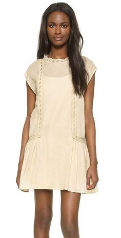 Mes Demoiselles Chaperon Dress | SHOPBOP