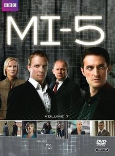 MI-5 Loving British TV right now....