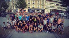 Nous étions 90 runners le 04/08/2015