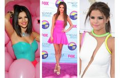 Selena Gomez's Signature Style: Come & Get It! Lov! Selena's Coloring and Sense of innocence. She Rocks