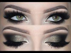Metallic Night Out Makeup Tutorial! - Makeup   Bellashoot