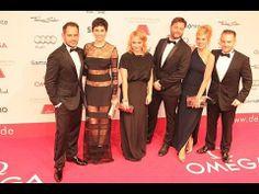 ▶ 41. Deutscher Filmball 2014 @ München - Impressionen am roten Teppich - YouTube