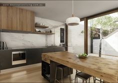 Destination Living - Luxury Modern Kitchens