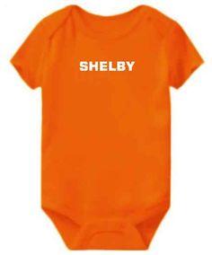 Baby Bodysuit Untouchable :