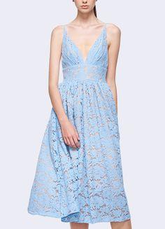 The Lola Dress || Fame and Partners Bespoke Bridesmaids Dresses ||