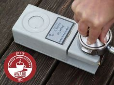 Wir haben den Kaffee Innovationspreis 2014 in Berlin gewonnen!!!! http://www.e-tamperstation.at/