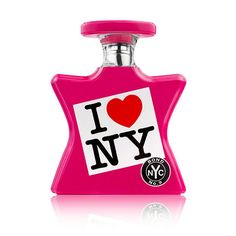 I Love New York Bond No. 9 Perfume   10 Perfumes That Smell Like Baked Goods, check it out at http://makeuptutorials.com/perfumes-that-smell-like-baked-goods-makeup-tutorials