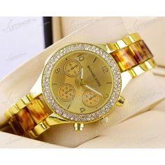 Michael Kors Diamond Two Tone Watch #KAYMUPKFOW #Towhidasultana8thDec