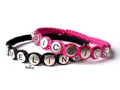 """Inspiráló ékszerek, lélekerősítő """"néhányszavasok"""" - Kismag Beaded Bracelets, Jewelry, Fashion, Jewellery Making, Moda, Jewels, Fashion Styles, Pearl Bracelets, Jewlery"""