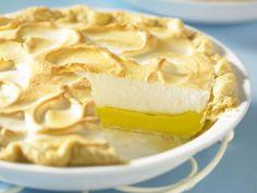 Lemon-Baiser-Kuchen - smarter - Zeit: 40 Min.   http://eatsmarter.de