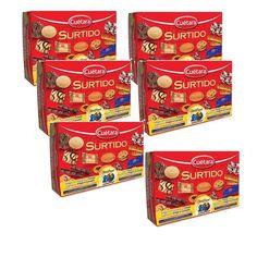 Assortiment Biscuits 260 Grs - Cuetara - Lot 6