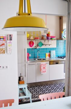 15 colorful kitchens you'll wish were yours | kitchen unit and