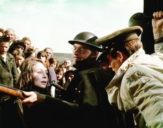 Christopher Jones and Sarah Miles in Ryan's Daughter (1970)