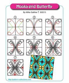 Mooka-grid Butterfly