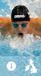 Michael Jamieson  Swimming Silver