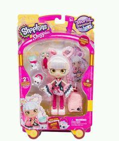 Shopkins Season 8 Shoppie Doll Sara Sushi Visits Japan World Vacation New
