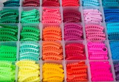 braces color variety cool and fun teeth aligners  #colorful #teeth #braces #ideas Dental Braces, Teeth Braces, Dental Care, Dental Surgery, Dental Hygienist, Ceramic Braces, Cute Braces Colors, Getting Braces, How To Get Braces