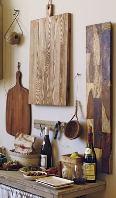 Palisades Wood Cheese Board | Crate and Barrel