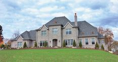 Costa Custom Homebuilders is the Pittsburgh area's premium custom and luxury home builder. Home Trends, Home Design Plans, Green Life, Craftsman Style, Home Builders, Luxury Homes, Building A House, Entrance, Living Spaces