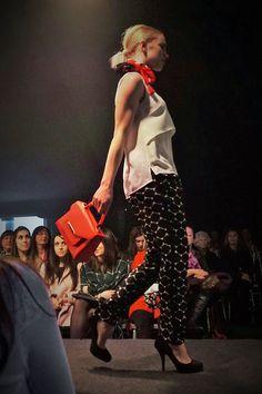 Edinburgh Fashion Week: John Lewis Tutorial #EdFashionWeek | Copper Pink
