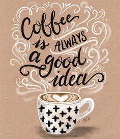 Always #coffeetime