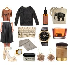 """""""Getting excited about winter clothes - what's wrong with me?"""" by ecoglamwarrior on Polyvore"""