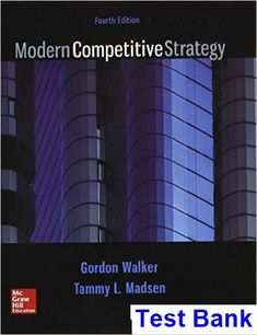 Quantitative analysis for management 12th edition test bank render managerial accounting tenth canadian edition free ebook online modern competitive strategy 4th edition walker test bank test bank solutions manual fandeluxe Image collections