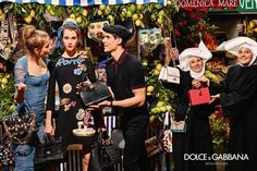 Dolce Gabbana Spring Summer 2016 Advertising Campaign (7)