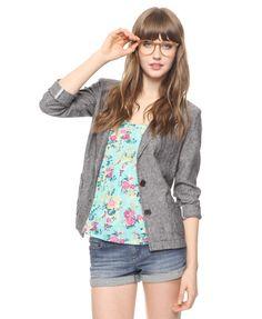 I like this blazer...
