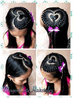 Shape Dutch Lace Braid is part of braids - braids Lil Girl Hairstyles, Braided Hairstyles, School Hairstyles, Updo Hairstyle, Wedding Hairstyles, Work Hairstyles, Braided Updo, Medium Hair Styles, Natural Hair Styles