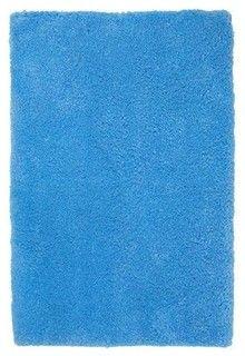 Xhilaration® Shag Rug - Turquoise - modern - kids rugs - by Target