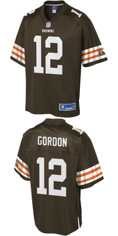 14e7598a5 Cleveland Browns. UP TO 70% OFF. Josh Gordon Cleveland Browns NFL Pro Line  Historic Logo Player Jersey Brown. ...