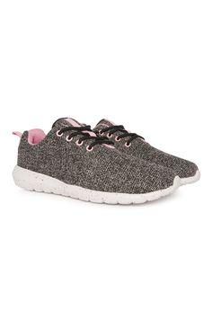 Primark - Sneaker met roze accenten, voor meisjes