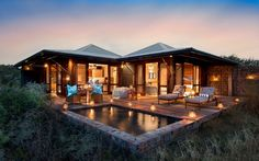 Kwandwe Private Game Reserve Best of Kwandwe Private Game Reserve, South Africa Tourism - Tripadvisor African House, Safari, Game Lodge, Private Games, Most Luxurious Hotels, Game Reserve, Lodges, South Africa, Outdoor Living