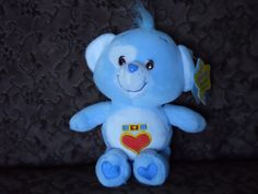 "Care Bear Cousins Collector's Edition Series 2 ""Loyal Heart Dog"" of 9 Care Bears Plush, Cousins, Smurfs, Dolls, Heart, Baby, Baby Dolls, Doll, Newborns"