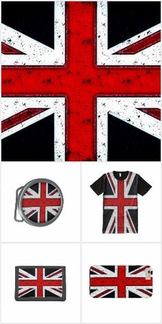 Rugged #UnionJack collection from WBG
