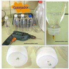 Make PET watering system