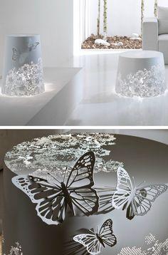 Metal floor #lamp CENTRAL PARK by Karman | #design Matteo Ugolini @Karman srl