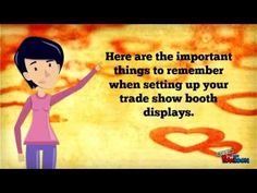Setting Up Your Trade Show Booth