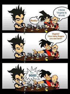 This is just TOO funny Lol. Dragon Ball Z humor.