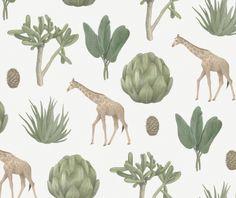 hsiao-ron cheng. Giraffe Pattern