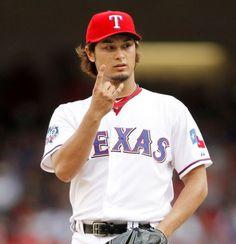 Yu Darvish - Texas Rangers