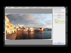 ¡Cómo crear fotografías panorámicas con Lightroom 6 ó Lightroom CC! - YouTube