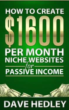 TOPSELLER! How to Create $1600 per Month Niche W... $0.99